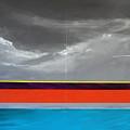 Monsoon Sky by Paul Miller