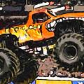 Monster Jam El Toro Loco by Jeelan Clark