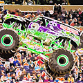 Monster Jam Orlando Fl by Jeelan Clark
