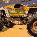 Monster Jam Party In The Pits by Jeelan Clark