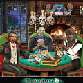 Monster Poker by Glenn Holbrook