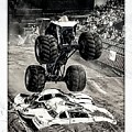Monster Truck 1b by Walter Herrit