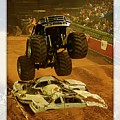 Monster Truck 2a by Walter Herrit