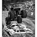 Monster Truck 2b by Walter Herrit