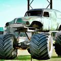 Monster Truck 6 by Jeelan Clark