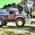 Monster Truck - Grave Digger 2 by Jeelan Clark