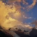 Mont-blanc by Baptiste De Izarra