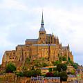 Mont St Michel by Jez C Self