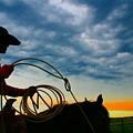 Montana Cowgirl ... Montana Art Photo by GiselaSchneider MontanaArtist