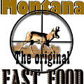 Montana Fast Food by Susan Kinney