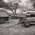 Montana Ghost Town by Scott Read