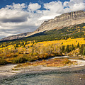 Montana Landscape In Fall by Pierre Leclerc Photography