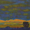 Montana Night Dream by Cris Fulton