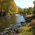 Montana River by Lindy Pollard