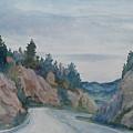 Montana Road Trip by Jenny Armitage