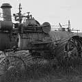 Montana Steam Farm Tractor by Daniel Hagerman