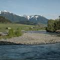 Montana Stream by Kathy Schumann