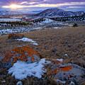 Montana Sunset by Idaho Scenic Images Linda Lantzy