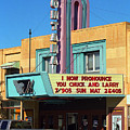 Miles City Montana - Theater by Frank Romeo