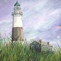 Montauk Lighthouse by Tony Scarmato