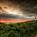 Montauk Sunrise by Alissa Beth Photography