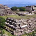 Monte Alban by Michael Peychich