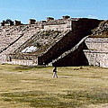 Monte Alban Panorama by Michael Peychich