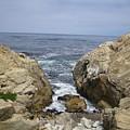 Monterey Two Rocks California by John Shiron