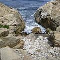 Monterey Two Rocks II California by John Shiron