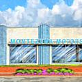 Montezuma Motors - Local Landmark by Mark Tisdale