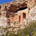 Montezuma's Castle by Tom Dowd