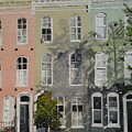 Montgomery Street Trio by John Schuller