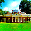 Monticello by Bill Cannon