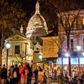 Montmarte, Paris by Alexandre Rotenberg