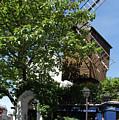 Montmarte Paris Windmill by Carol Ailles