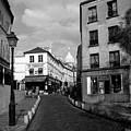 Montmarteparis France by Philip Enticknap