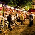 Montmartre Artist Square Paris by Pierre Leclerc Photography
