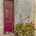Montmartre Doorway by Karen Hermann