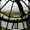 Montmartre From Musee D'orsay by Mark Currier