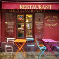 Montmartre Restaurant by Gigi Ebert