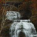 Montour Falls by Linda  Murphy