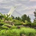 Montreal Biodome Backdrop by Deborah Benoit