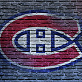 Montreal Canadiens Wall by Nicholas Legault