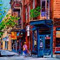 Montreal Depanneurs by Carole Spandau