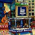 Montreal International Jazz Festival by Carole Spandau