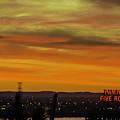 Montreal Sunrise 2 by Steven Richman