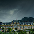 Montreux Palace by Michelle Meenawong