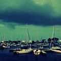 Montrose Harbor Evening by Kyle Hanson