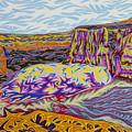 Monument Canyon by Robert SORENSEN