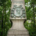 Monument Of Major Obrien In Jedlesee Vienna by Stefan Rotter